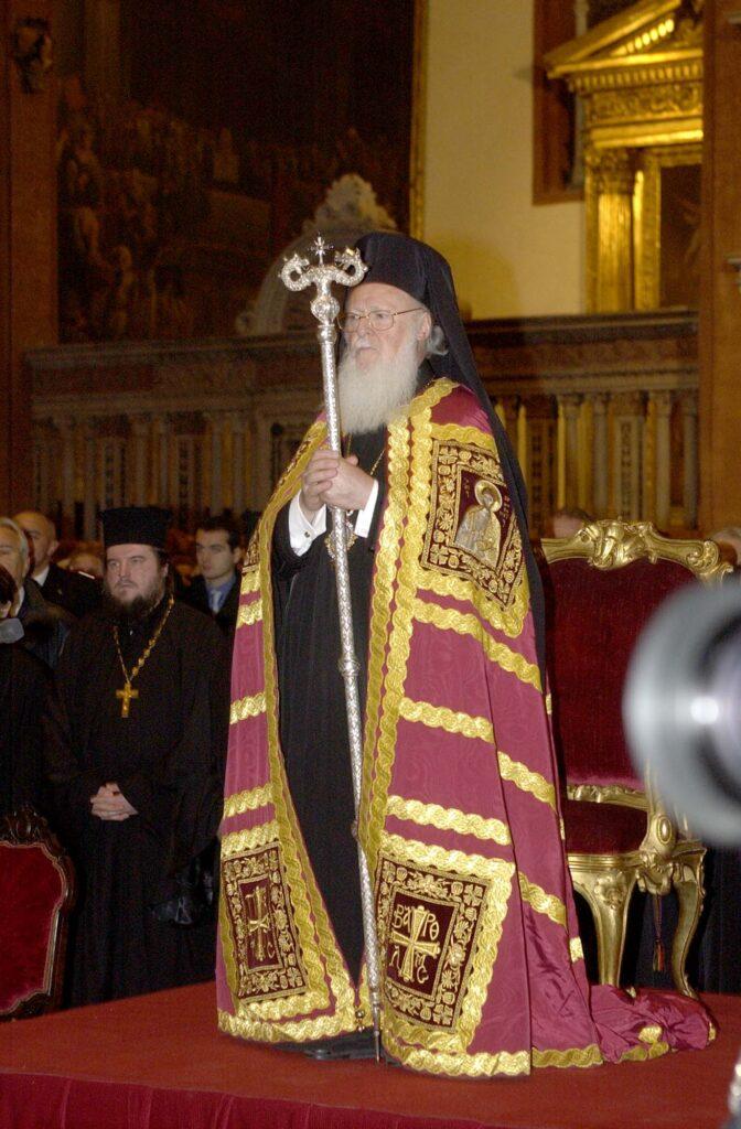 Il Patriarca ecumenico di Costantinopoli a Bologna