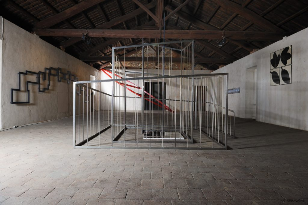 Inarchitettura mostra Annamaria Gelmi Rivara Piemonte ufficio stampa arte