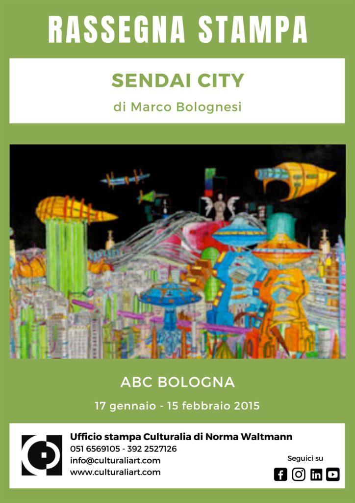 SENDAI CITY. Alla fine del futuro