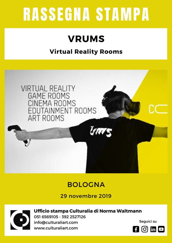 VRUMS Virtual Reality Rooms