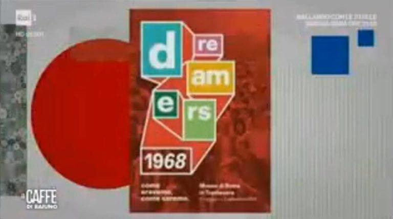 MOSTRA DREAMERS 1968 RAI-2