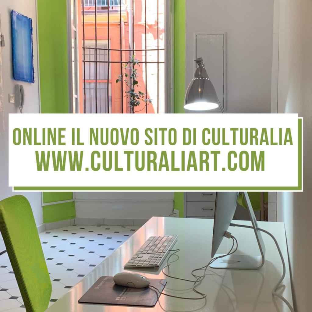 Online il nuovo sito di Culturalia