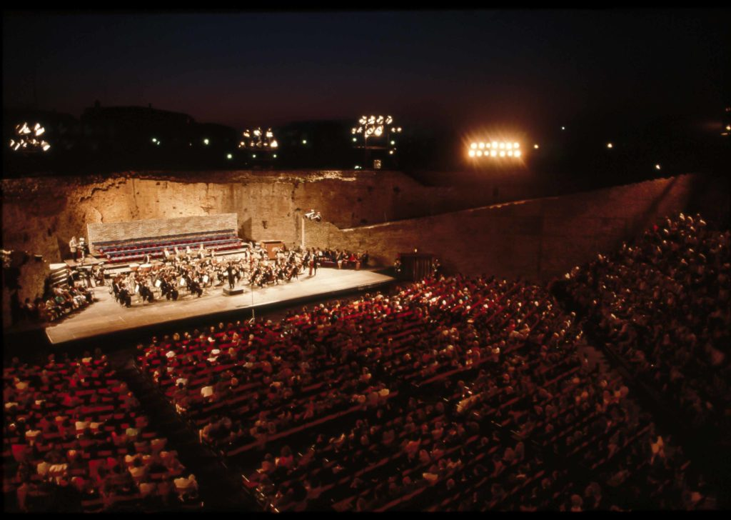 Riccardo Muti concerto a Ravenna