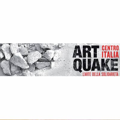 ARTQUAKE- L'ARTE DELLA SOLIDARIETA'