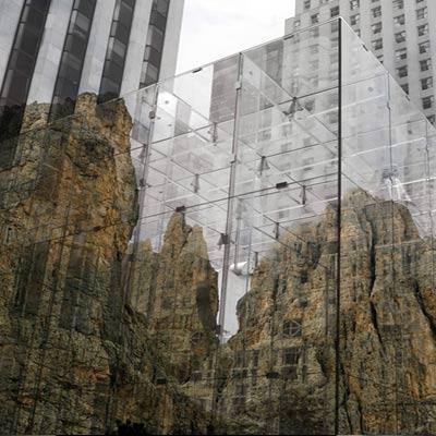 Dolomiti New York Annamaria Gelmi mostra Luisa Savorelli ufficio stampa arte architettura