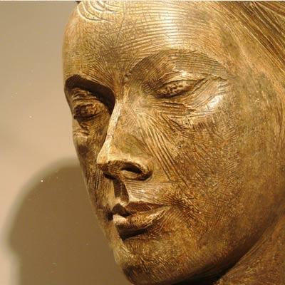 Emilio Greco scultura mostra chieti
