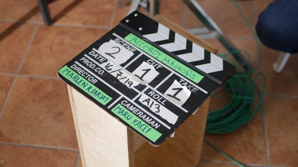 Castello Errante Prima residenza internazionale di cinema