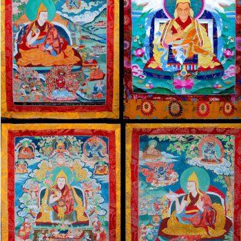 Le Thangka del Tibet bologna ufficio stampa arte