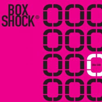 2009 BOX SHOCK di Ronald Lewis Facchinetti