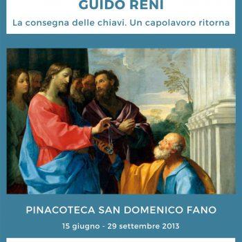 """Rassegna stampa mostra """"Guido Reni. La consegna delle chiavi. Un capolavoro ritorna"""""""