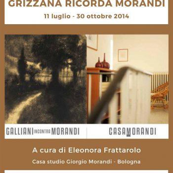 Grizzana ricorda Morandi