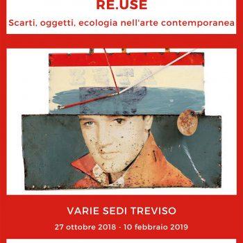 2018 RE.USE. Scarti, oggetti, ecologia nell'arte contemporanea