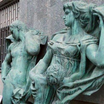 RICOLLOCAZIONE DELL'OPERA DI GIUSEPPE ROMAGNOLI